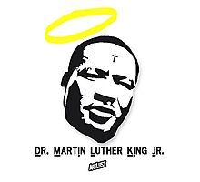 Dr. King 2D Photographic Print