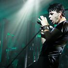 Gary Numan by Stung  Photography