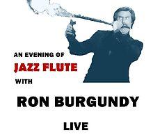 Jazz Flute by whatsupmrbid