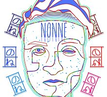 Energy Thoughts by Nonne
