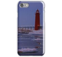 Dancing Lights on the Water iPhone Case/Skin