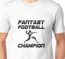 Fantasy Football Champion Unisex T-Shirt
