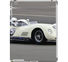 Lister Chevrolet No 251 iPad Case/Skin