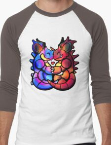 Royal Love Men's Baseball ¾ T-Shirt