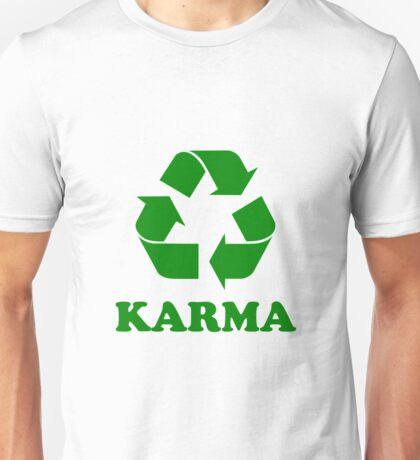 Karma Recycle Unisex T-Shirt