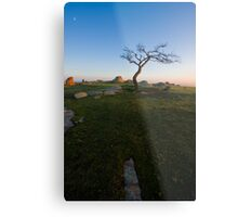 Sunrise at Dog Rocks Metal Print