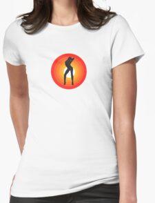 Smokin' Hot Womens Fitted T-Shirt