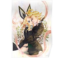 Edea and Ringabel Poster