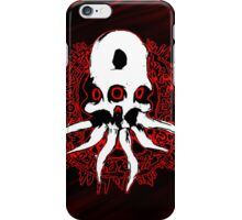 Alien Skull iPhone Case/Skin