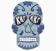 Kappa Sugar Skull by emmytyga