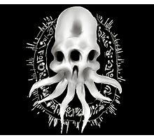 Alien Skull G Photographic Print
