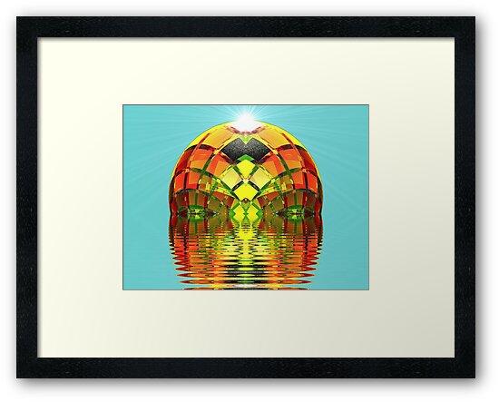 Green Eyed Lady of the Lake  (UF0281) by barrowda