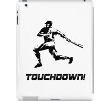 Baseball Touchdown iPad Case/Skin