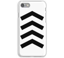 Liam Payne Chevron Tattoo iPhone Case/Skin