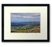 Derrynasaggart Framed Print