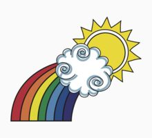 The Bright Side / Rainbow Kids Clothes