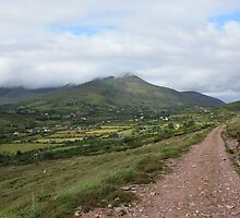 Drung Hill Kerry, Ireland by rossbeighed