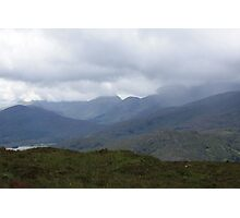 Magillicuddy Reeks Photographic Print