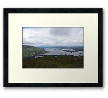 Lake Leane killarney Framed Print