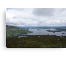 Lake Leane killarney Canvas Print