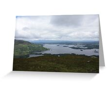 Lake Leane killarney Greeting Card