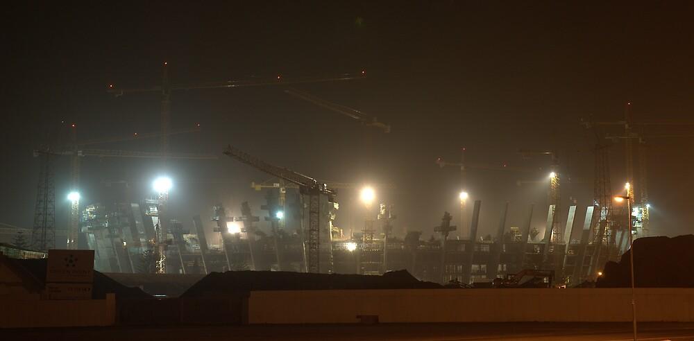 Under Construction by Simon Gottschalk