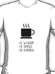 Coffee Power Up T-Shirt