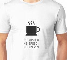 Coffee Power Up Unisex T-Shirt