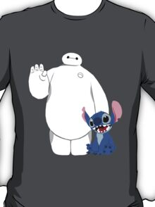Baymax and Stitch T-Shirt