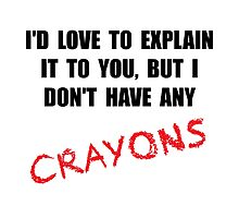 Crayon Explanation by TheBestStore