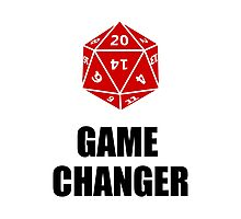 Game Changer Photographic Print