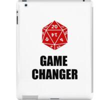 Game Changer iPad Case/Skin