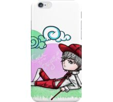 G-dragon Get your crayon!  iPhone Case/Skin