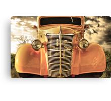 A Dream Car Canvas Print