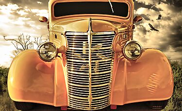 A Dream Car by George Lenz