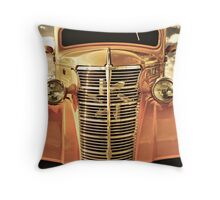 A Dream Car Throw Pillow