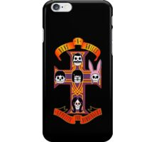 Appetite for hamburgers iPhone Case/Skin
