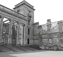 Witley Court by Justine Humphries