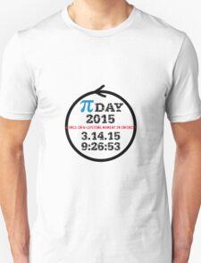 Celebrate Pi Day 2015! T-Shirt