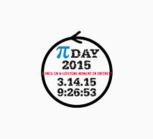 Celebrate Pi Day 2015! Unisex T-Shirt