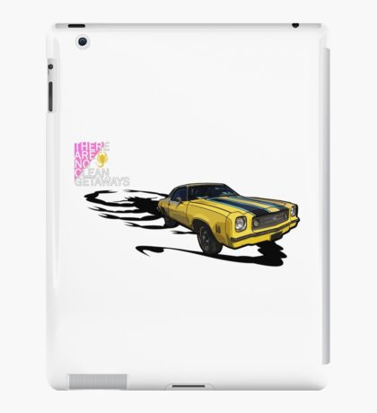 Driving iPad Case/Skin