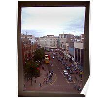 busy Belfast street ... Poster