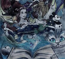 Storytime - Nightwish by FlorenciaTroisi