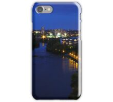 Rideau River Blues iPhone Case/Skin