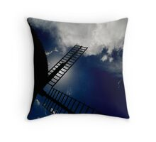 Brittany Blades Throw Pillow