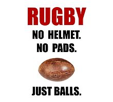 Rugby Balls by TheBestStore
