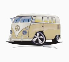 VW Splitty (11 Window) Camper Kids Clothes