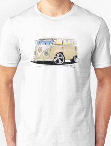 VW Splitty (11 Window) Camper T-Shirt
