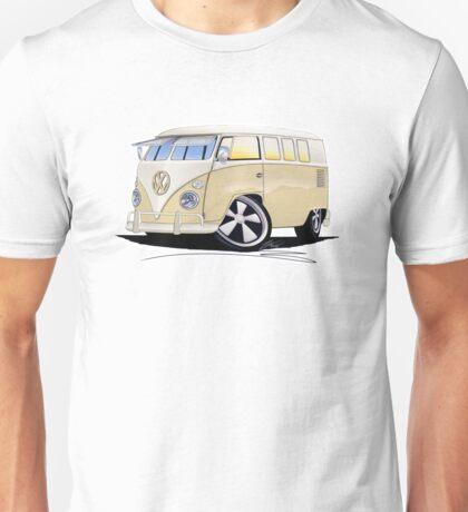 VW Splitty (11 Window) Camper Unisex T-Shirt