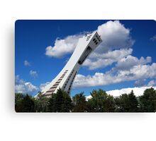 Olympic Stadium ~ Montreal Canvas Print